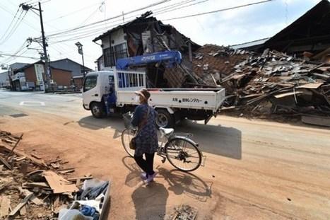 11 nouvelles victimes des séismes au Japon | Japan Tsunami | Scoop.it