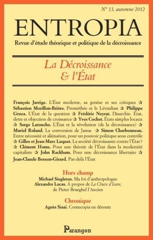Entropia La Revue | Moove it !  On se bouge ! | Scoop.it