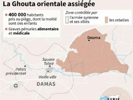 Ghouta Orientale  Sac de noeud et chèvre des néocons – 3eeaa675691