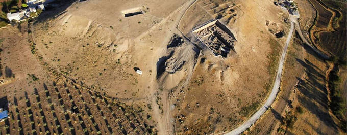 Millenary Olive Seeds Found in Important Archeological Site in Turkey