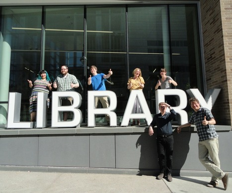 Behind the Scenes of the Yahara Music Library | Library as Incubator Project | More TechBits | Scoop.it