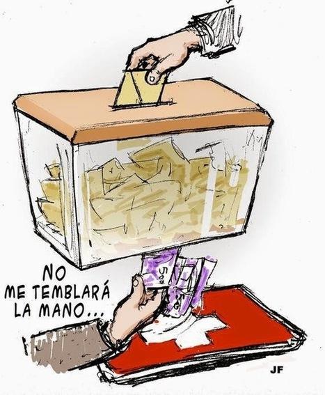 Sentido Antropo-lógico: LA CORRUPCIÓN NOS ESTÁ SALIENDO BIEN | Hermético diario | Scoop.it