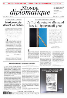 Fédéralisme à marche forcée, par Serge Halimi (Le Monde diplomatique) | Union Européenne, une construction dans la tourmente | Scoop.it