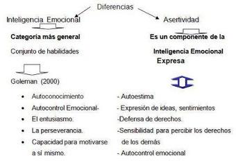 GTA de Altas Capacidades Intelectuales: SOBRE LA INTELIGENCIA EMOCIONAL Y LA ASERTIVIDAD | GTA DE ALTAS CAPACIDADES INTELECTUALES | Scoop.it