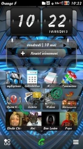 Firmware DKP BELLA ALIENWARE REFRESH v111.040.1511 v4 pour Nokia N8   Nokia n8   Scoop.it