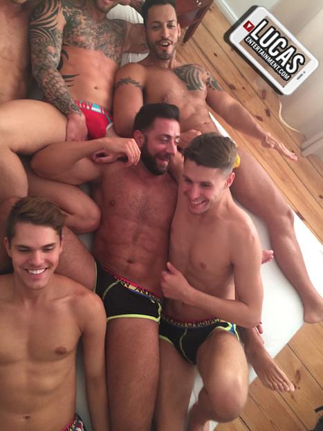 Berlin gay porn