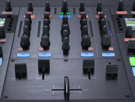 Traktor Kontrol S8 Launches: Exclusive Detailed Overview | DJing | Scoop.it