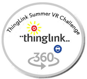 Countdown to the ThingLink Summer VR Challenge | Cool Tools for 21st Century Learners | Cool Tools for 21st Century Learners | Scoop.it