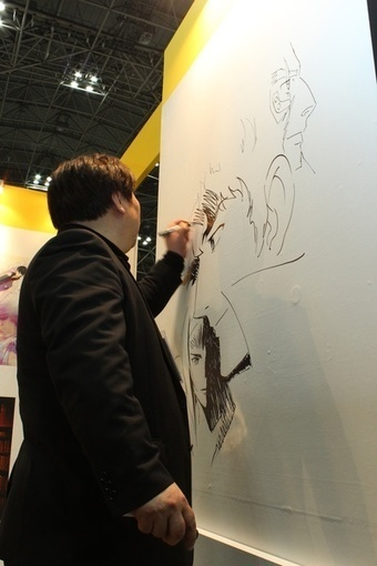 Designer Kawamoto Sketches Cowboy Bebop: A Photo Series | Anime News | Scoop.it