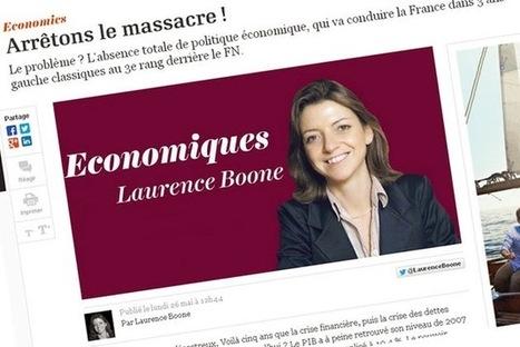Quand Hollande se fout de la gauche en nommant Laurence Boone ~ A Perdre La Raison   News from France   Scoop.it