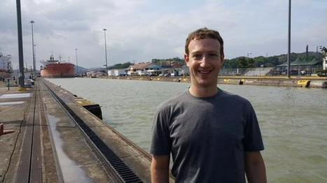 Mark Zuckerberg in Panama! | Social Media News | Scoop.it