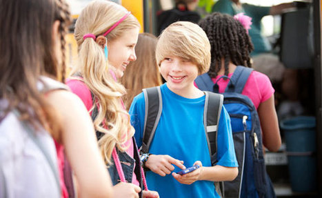 4 BYOD Considerations for Elementary Schools | Digital Citizenship Today | Scoop.it