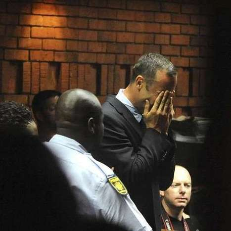 Oscar Pistorius strongly denies girlfriend murder | olympics 2012 London | Scoop.it