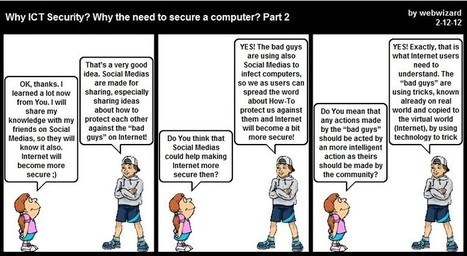 Why ICT Security? Why the need to secure a computer? Part 2 | Software and Services - Free and Otherwise | Scoop.it
