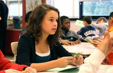Giving Good Praise to Girls: What Messages Stick | Education & more | Scoop.it