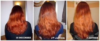 le journal capillaire damayoko claircir sa couleur deuxime partie en pratique - Henn Coloration Cheveux