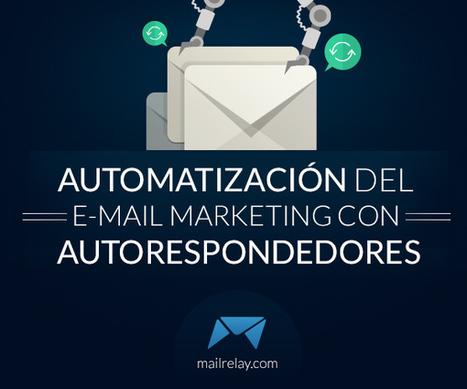 Automatización del e-mail marketing con autorespondedores | AgenciaTAV - Asistencia Virtual | Scoop.it