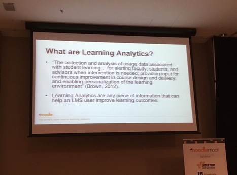 Learning Analytics: Moodle Moot 2016 Day 1 | tipsmoodle | Scoop.it