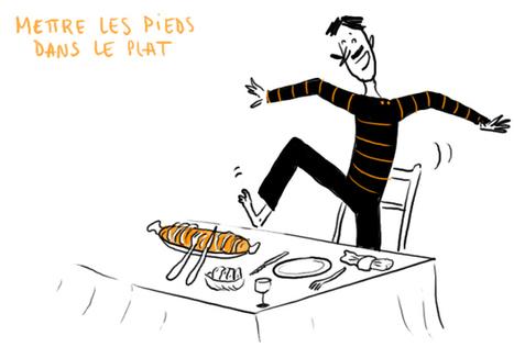Les expressions françaises : le corps | More FLE | Scoop.it