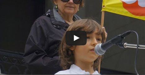 Listen To This 9 Year Old DESTROY Monsanto... - Live Free, Live Natural | Monsanto vs Mother Earth | Scoop.it