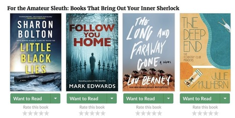 Blog Post: Irresistible Book Recommendations for Every Type of Summer Reader | Sara Rosett | All Things Bookish: All about books, all the time | Scoop.it