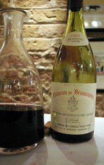 King of the (Beau)castel   Vitabella Wine Daily Gossip   Scoop.it