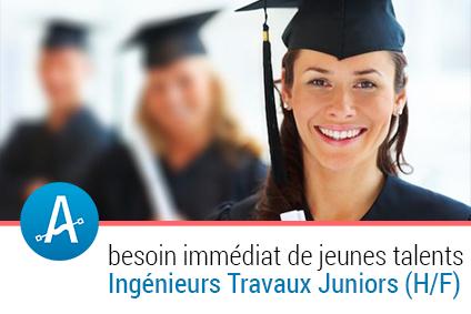 Besoin immédiat de jeunes talents #Ingénieur #Travaux | Ingénieur, la Formation | Scoop.it