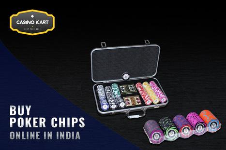 Best Poker Chips 2019 best poker chips 2019' in Foldable Poker Table in India | Scoop.it