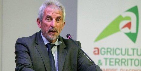 Nouvelle Région : le Périgourdin Jean-Pierre Raynaud vice-président   Agriculture en Dordogne   Scoop.it