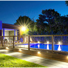 Stylish Pool Fencing Balustrades Backyard