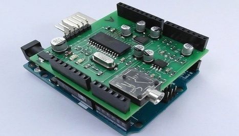 Multitimbral FM Synthesizer Shield for Arduino (video) | Raspberry Pi | Scoop.it