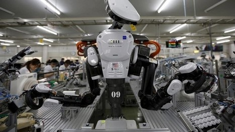 Mrs Watanabe bets on robots to rule - FT.com | Robotics | Scoop.it
