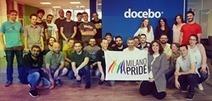A Gold Sponsor of Milano Pride 2017, Docebo Celebrates Diversity