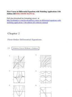 Differential equations and linear algebra 3rd e differential equations and linear algebra 3rd edition edwards pdf 12 fandeluxe Choice Image
