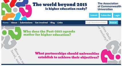 La DSA británica lanza una convocatoria de artículos sobre los objetivos globales de desarrollo más allá de 2015 | Revistas de educación matemática | Scoop.it