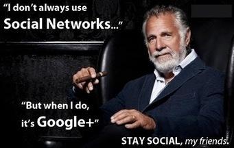 Jaana Nyström - Google+ - Follow the leaders?   GooglePlus Expertise   Scoop.it
