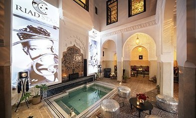 Art houses: Marrakech riads and hotels with bags of style | Arts & luxury in Marrakech | Scoop.it