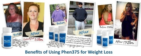 Benefits of Using Phen375 for Weight Loss | Fat Burn | Scoop.it