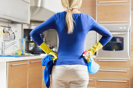 Why non-toxic cleaning is better for your health - Green Maid   A Clean, Green Home   Scoop.it