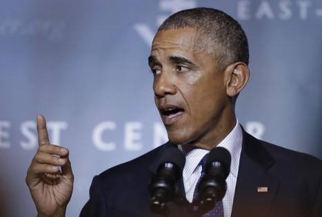 Barack Obama is now alone in Washington | World History | Scoop.it