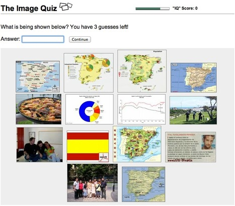 The Image Quiz - Games for the Brain | Internet Tools for Language Learning | Scoop.it