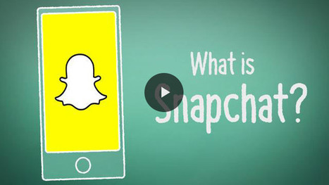 What should parents know about Snapchat? | Developing Leaders, Developing Schools | Scoop.it