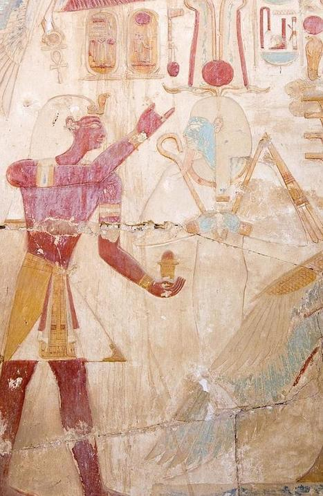 Tomb of Osiris discovered at Luxor: The legend of ancient Egypt's god of the dead (Video) | Amazing | Scoop.it