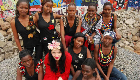Fashion: A Catalyst for Change - Business Fights Poverty | Integral Business | Scoop.it
