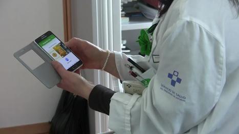Una enfermera de salud mental crea 3 apps para la relajación. Asturias. Enfermería TV | Las Aplicaciones de Salud | Scoop.it
