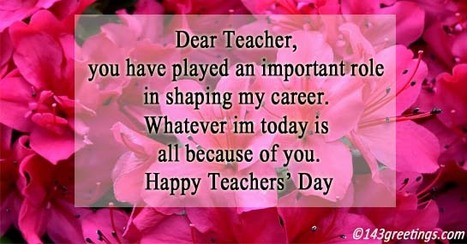 Teachers day messages best teachers day wish teachers day messages best teachers day wishes collection 143 greetings m4hsunfo