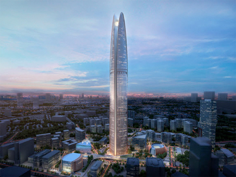 The world's first net-zero energy skyscraper rises in Indonesia | retail and design | Scoop.it