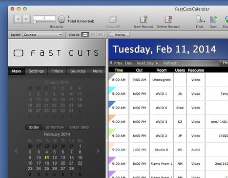SeedCode Calendar Modifications   Filemaker Inf