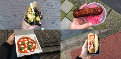 Nos bons plans street food pour bien manger à Amsterdam | MILLESIMES 62 : blog de Sandrine et Stéphane SAVORGNAN | Scoop.it