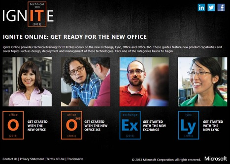 Ignite Guides - Get Ready for the New Office   Time to Learn   Scoop.it